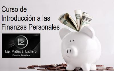 Curso de Introducción a las Finanzas Personales